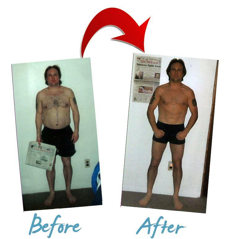 Personal Training Results in CT - Greg