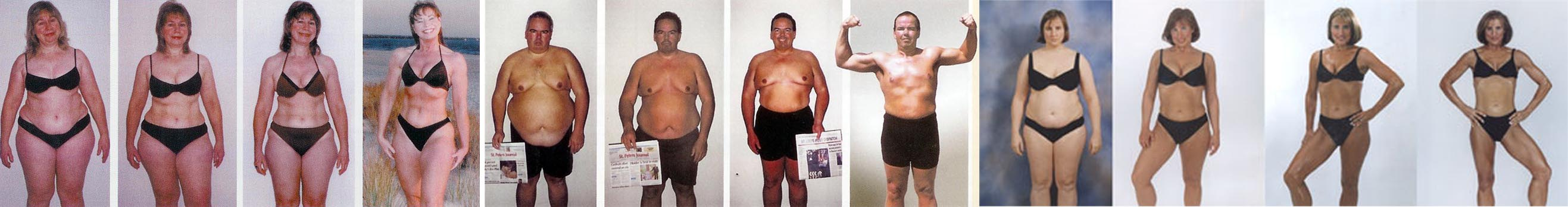 Multiple transformations in Berlin CT Personal Training